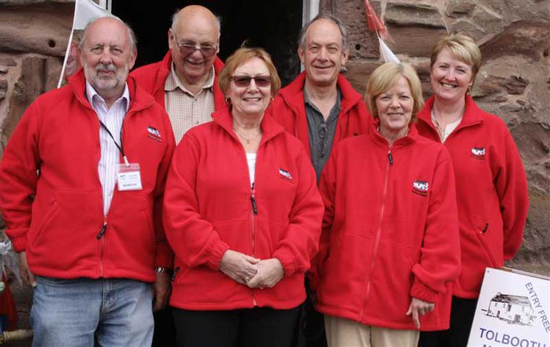 Tolbooth Volunteers